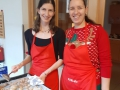 Backen im Advent 1. Klasse