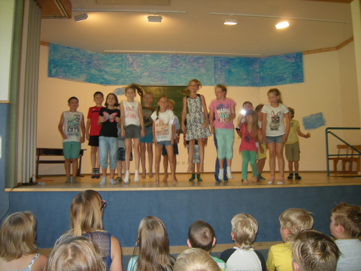 Schulschlussfest 29.06.2016