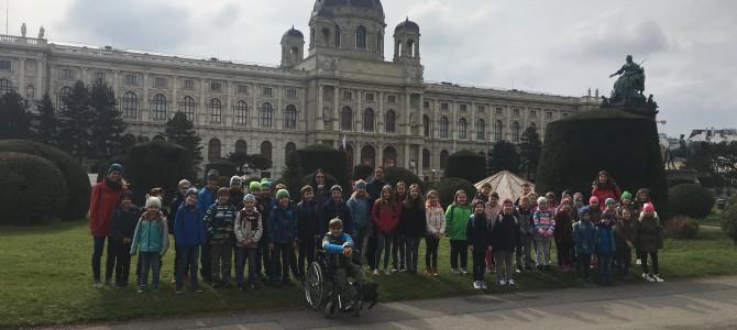 Exkursion nach Wien ins Kunsthistorische Museum und in die Hofburg am 27. März 2019