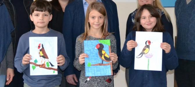 """Malwettbewerb Jauerlinger Saftladen zum Thema """"Stiglitz"""""""
