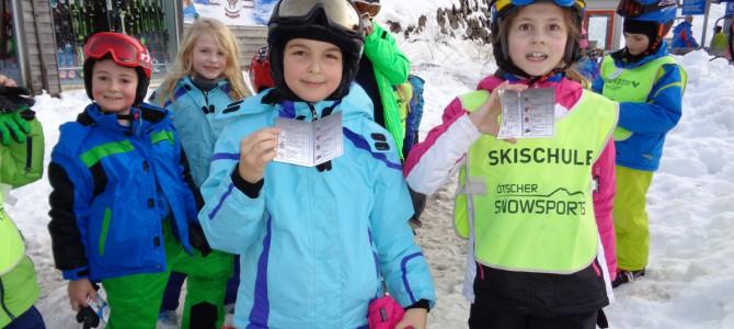 1. Skitag am Ötscher