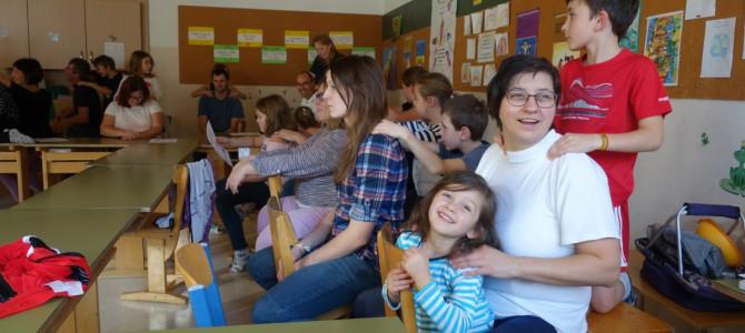 Eltern-Kind-Workshop zum Samuraiprogramm