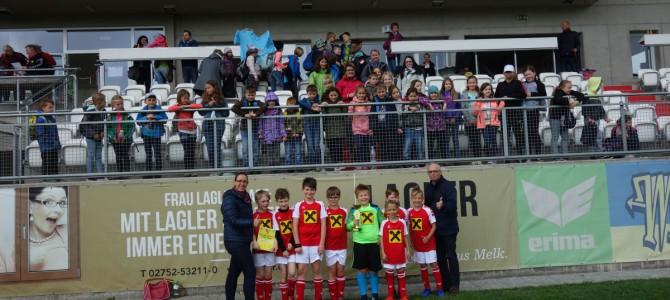 Ausgezeichneter 3. Platz beim Sumsi Erima Kids Cup Regionalturnier