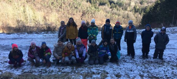 Winterspaziergang am 15.02.2021