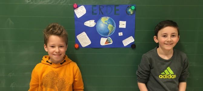 Projekt: Unser Sonnensystem