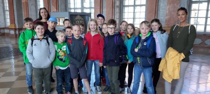 Exkursion der 3. und 4. Schulstufe nach Melk