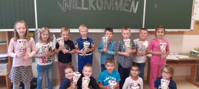 Unsere Schulanfänger im Schuljahr 2020/21